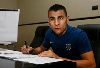 Junior Alonso fue recomendado por Mohamed para el Celta.