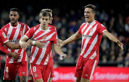 Pere Pons vuelve a entrenarse con el grupo, pero no entra en la lista