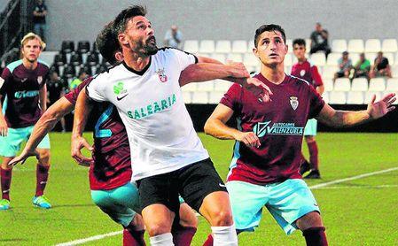 Chico Díaz jugará en el Recreativo de Huelva.