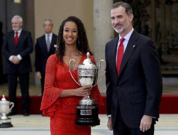 """María Vicente: """"Recibir mi primer Premio Nacional es muy importante"""""""