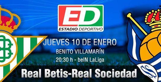 Betis-Real Sociedad: Una Copa que no embriague