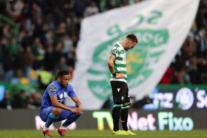 El derbi entre Sporting y Oporto concluye con empate a cero