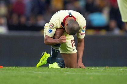 El paraguayo Domínguez anota un gol y pone una asistencia en triunfo del América