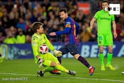 3-0. El Barça remonta en el césped a la espera del veredicto administrativo