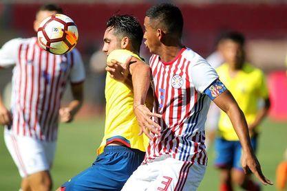 3-0. Ecuador inicia con buen pie el Sudamericano a costa de Paraguay