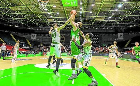 El Betis Baloncesto sigue imparable.