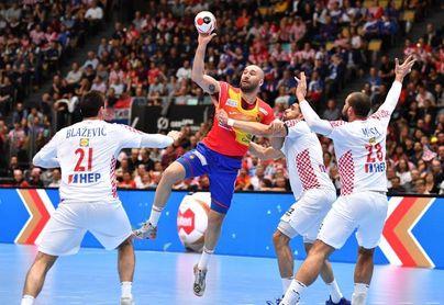 España se mantiene con aspiraciones en el Mundial