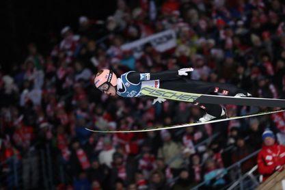 Stefan Kraft ganó en Zakopane, 22 meses después de su último triunfo