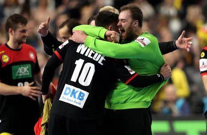 21-22. Alemania acaba con el sueño del equipo español