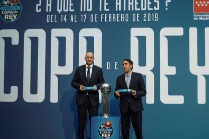 """Herreros: """"La Copa nos motiva y el Estudiantes nos ha ganado hace poco"""""""