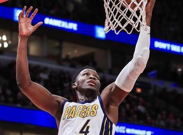 Pacers consolidan el tercer puesto en el Este; ganan Clippers y Timberwolves
