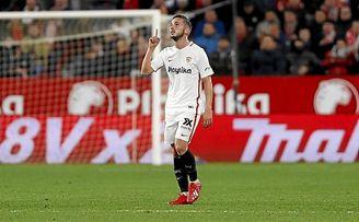 Sarabia suma 17 goles y nueve asistencias sin haber terminado enero.