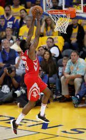 103-98. Harden logra 40 puntos en la victoria de los Rockets ante los Magic y amplia la racha