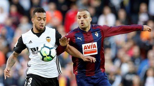El Valencia cede a Vezo al Levante hasta final de temporada