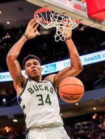 105-115. Ante los Pistons, Antetokounmpo y los Bucks regresan al camino de la victoria