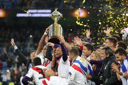 0-4. River Plate logra su primer triunfo del año al golear por a Godoy Cruz