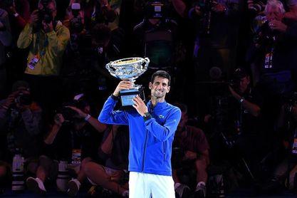 La Copa Davis bloquea la lista mundial