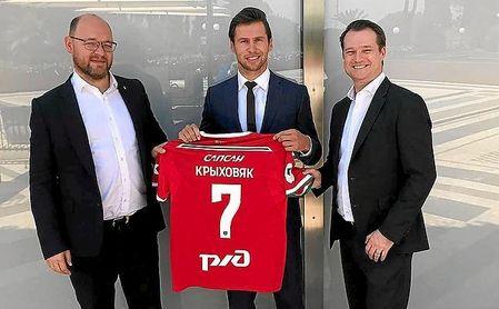 Krychowiak se fue el pasado verano al Lokomotiv de Moscú.
