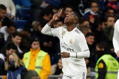 El Real Madrid ya prepara el clásico