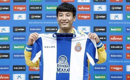 """Wu Lei: """"El Espanyol es muy importante para mí, donde empieza mi sueño"""""""