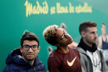 """Mechaal: """"Me preparo para el Mundial de Doha, quiero estar entre los mejores"""""""