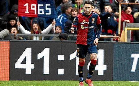 El Genoa deberá comprar a Sanabria si éste firma un número determinado de goles.