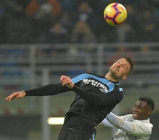 Milinkovic-Savic se perderá el Lazio-Sevilla e Immobile es seria duda