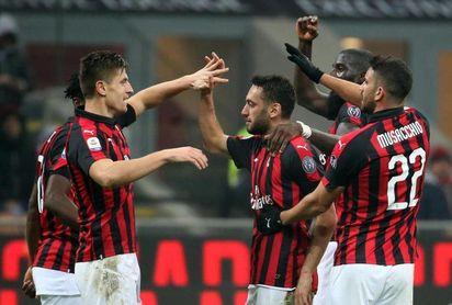 Paquetá y Piatek lanzan al Milan hacia la cuarta posición