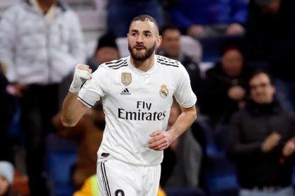 """Florentino Pérez: """"El Madrid no necesita un 9, Benzema es el mejor del mundo"""""""
