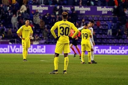 Villarreal suma seis jornadas en puestos de descenso, su peor racha histórica
