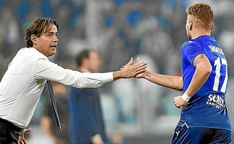 La Lazio frena las ganas de Immobile