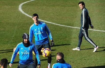 Solari cita para Amsterdam a todos sus jugadores disponibles