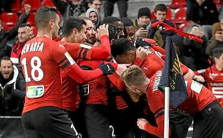 El Rennes puede presumir de cantera