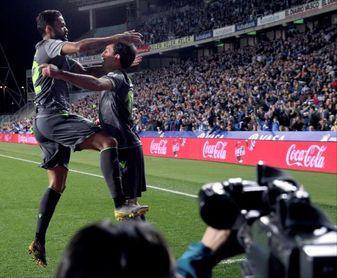 3-0. Oyarzabal y Willian José amargan el partido 100 en Primera al Leganés