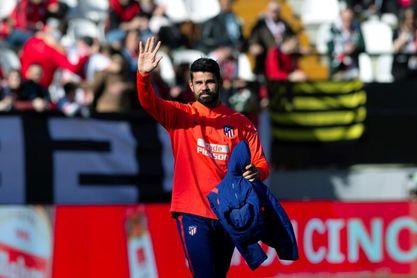 """Diego Costa: """"Lo importante era ganar un partido después de dos derrotas"""""""