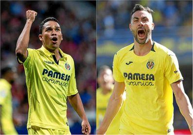 Bacca e Iborra, ahora en el Villarreal, recibirán a un Sevilla al que quisieron volver.