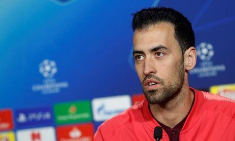 """Busquets asegura que el Barcelona no se fía: """"Estamos avisados"""""""