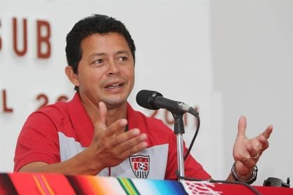 El entrenador colombiano del Houston alaba la solidez defensiva de Guastatoya