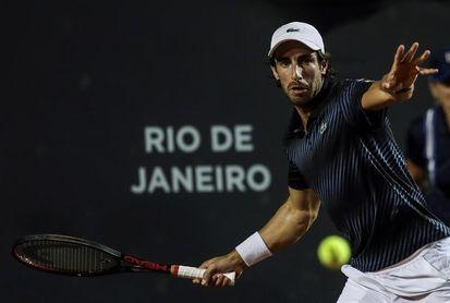 Cuevas elimina al campeón Schwartzman y deja Río sin sus cuatro favoritos