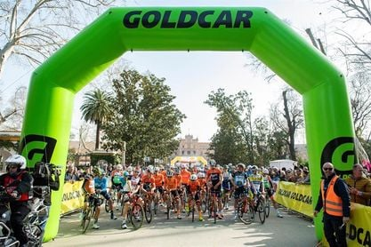 Roban doce bicicletas al Vital Concept, que seguirá en la ronda andaluza