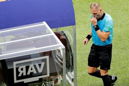 El Campeonato Brasileño de fútbol usará el VAR a partir de esta temporada