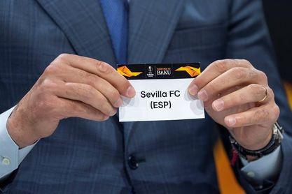 Sevilla-Slavia de Praga en octavos de final