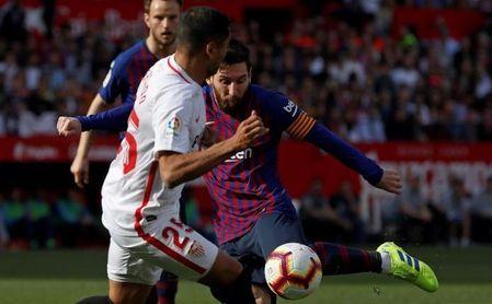 """Messi: """"Queda mucho, pero era importante mantener las distancias"""""""