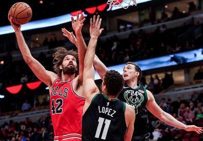 Bucks y Warriors consolidan mejores marcas; Doc Rivers homenajea a Nowitzki