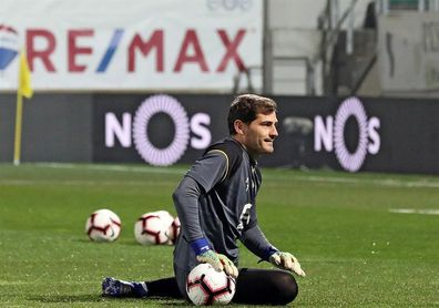 Casillas, la supremacía del portero menos batido de las principales ligas