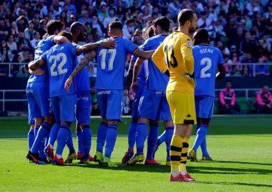 """El Getafe sella """"el primer objetivo de la temporada"""" y empieza a soñar"""