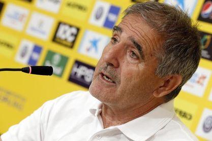 Pepe Mel sustituye a Paco Herrera en el banquillo de la UD Las Palmas