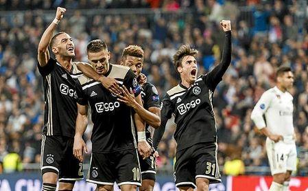 Tadic dejó una actuación antológica el martes en el Bernabéu.