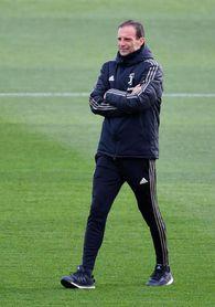 El Juventus afina detalles en busca de la hazaña