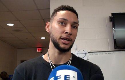 106-99. Simmons y su doble-doble en el triunfo de los Sixers
